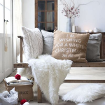 Christmas Decoration: Festive Touch in your living room.