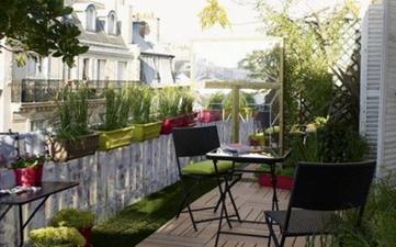 Gardening in your balcony