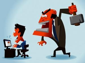 employee sanction