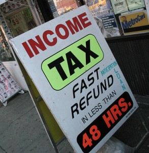 Annual Tax refund