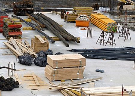 How to pick the right materials to build your new home for Materials needed to build a house