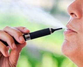 Electronic Cigarettes Cough