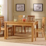5 Efficient Methods for Wooden Dining Table Scratch Removal