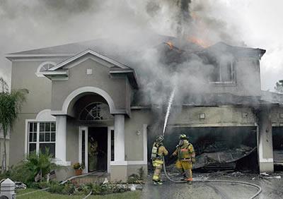 Restoring a Damaged Home
