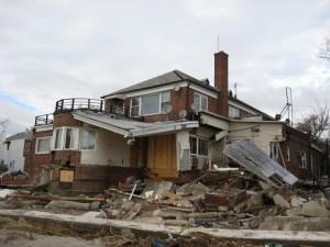 natutal disaster damage