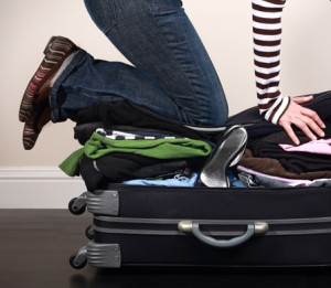 prevent overweight luggage