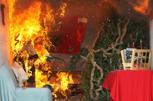 Fire Hazards During the Holidays