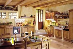 Vintage-style Kitchen